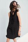 Next Heatseal Ruffle Dress - Tall