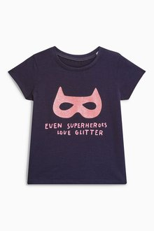 Next Superhero T-Shirt (3mths-6yrs)