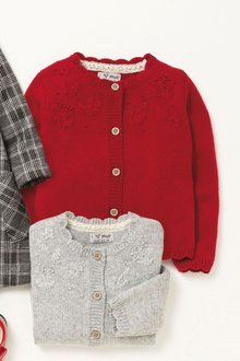 Next Embroidered Cardigan (3mths-6yrs)