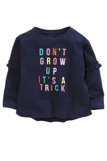 Next Dont Grow Up T-Shirt (3mths-6yrs)