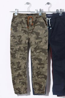 Next Camo Lined Joggers (3-16yrs)
