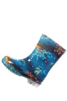 Next Galaxy Print Wellies (Younger Boys)