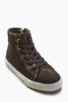 Next Elastic Laces Boots (Older Boys)