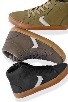 Next Leather High Tops (Older Boys)
