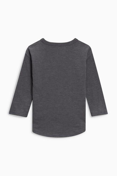 Next Long Sleeve Best Big Brother T-Shirt (3mths-6yrs)