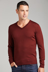 Southcape Merino V Neck Jumper