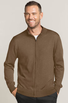 Southcape Merino Full Zip Jumper - 192471