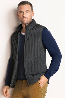 Southcape Quilted Puffer Vest
