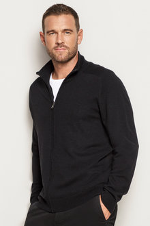 Southcape Lambswool Full Zip