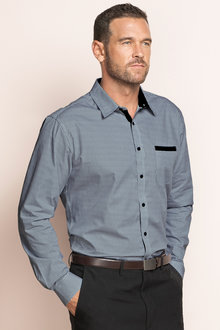 Southcape Mini Check Regular Fit Shirt