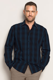 Southcape Check Regular Fit Shirt