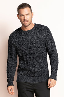 Southcape Chunky Cable Knit Jumper