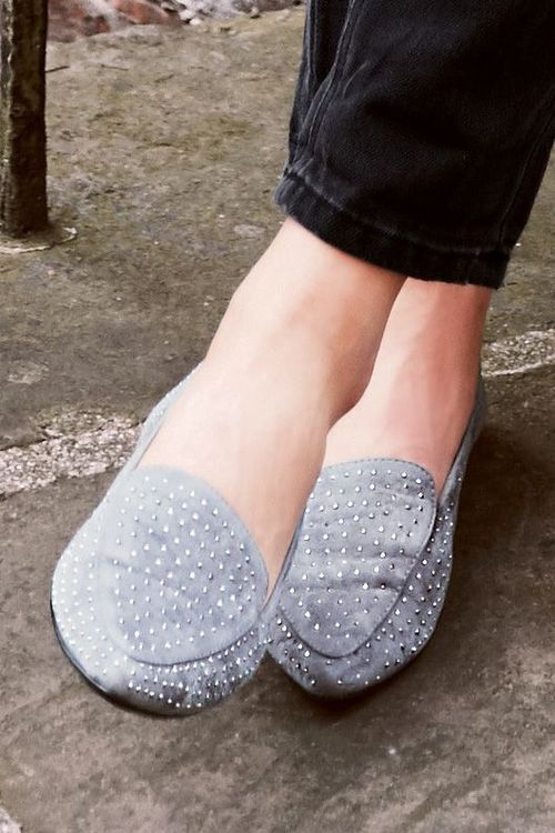 Next Pointed Slipper Shoes