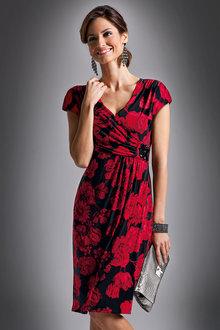 Together Printed Dress