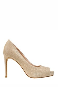 Next Peep Toe Platform Courts