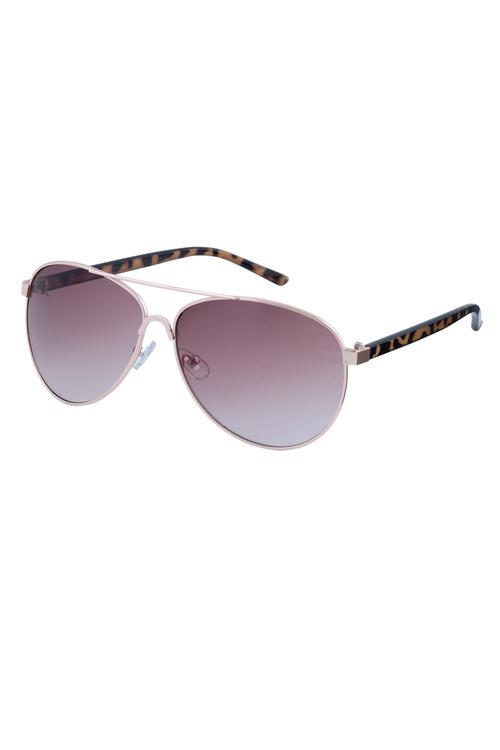 Camellia Aviator Sunglasses