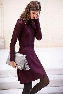Next Pointelle Dress