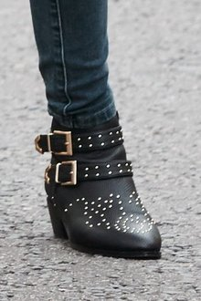 Next Studded Ankle Boots