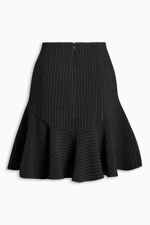 Next Stripe Flippy Skirt - Tall
