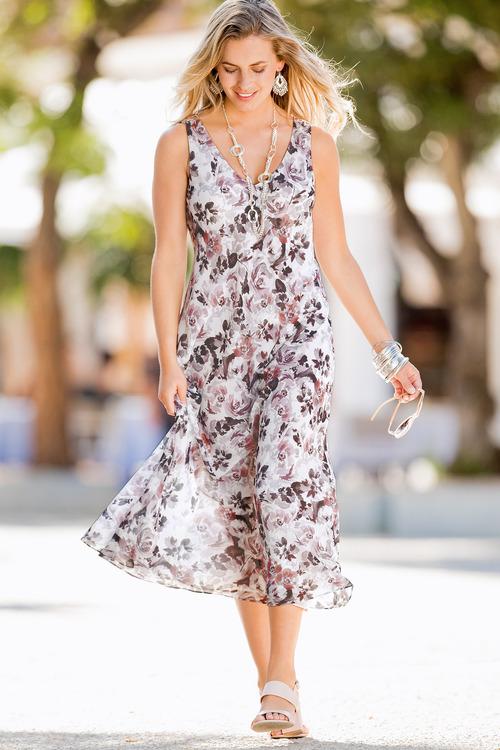 Together Floral Print Dress