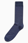 Next Bamboo Micro Spot Socks Four Pack