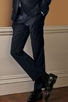 Next Textured Slim Fit Suit: Trousers