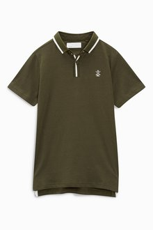Next Tipped Polo (3-16yrs)