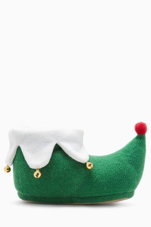 Next Elf Boot Slippers (Older Boys)