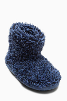 Next Slipper Boots (Younger Boys)