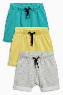Next Shorts Three Pack (3mths-6yrs)