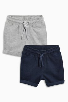 Next Shorts Two Pack (3mths-6yrs)