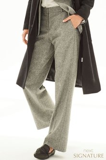 Next Signature Suit Slouch Trousers