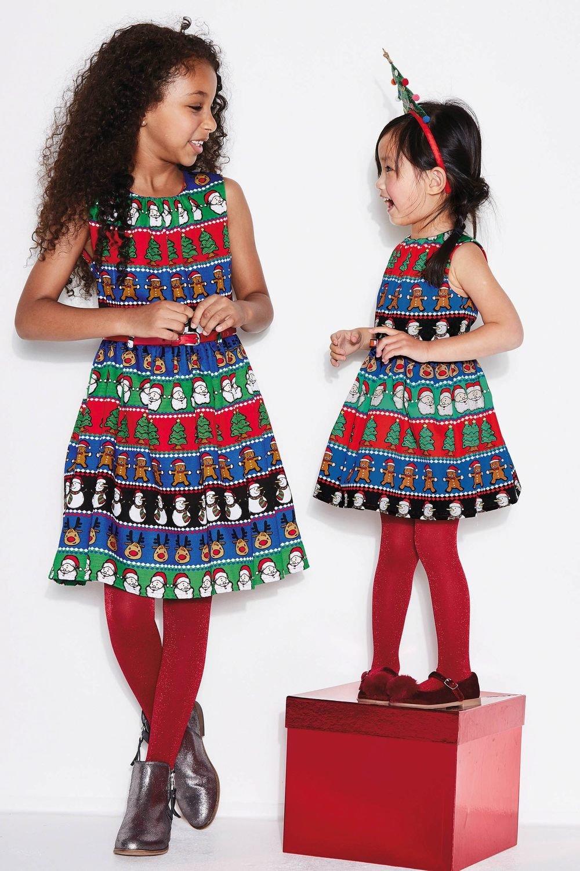 0bffdb00dc0c Next Christmas Wrapping Paper Dress (3mths-6yrs) Online