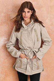 Next Posh Parka - Tall