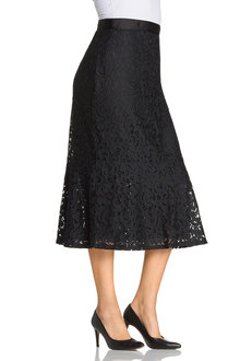 Plus Size - Sara Lace Skirt