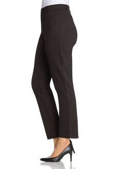 Plus Size - Sara Ponte Slim Stretch Pant