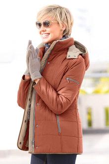 Capture European Shower Proof Puffer Jacket