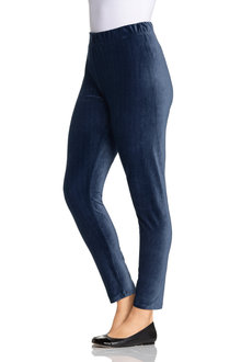 Plus Size - Sara Soft Touch Velour Legging