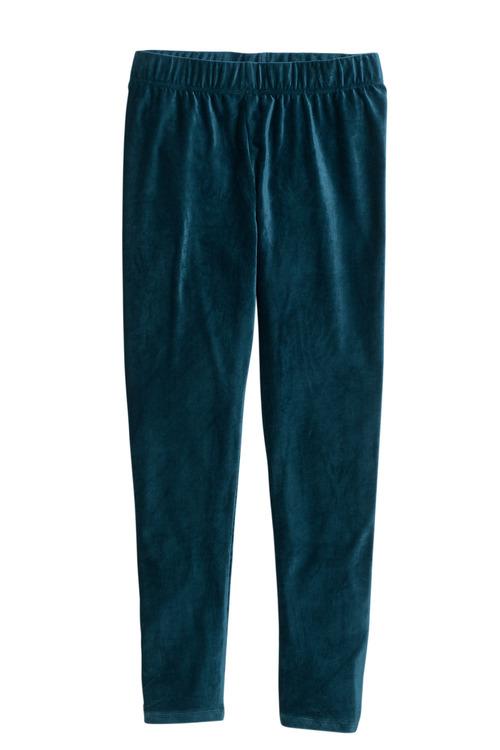 Plus Size - Sara Soft Touch Velour Legging