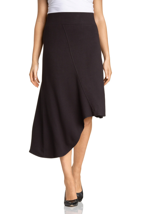 Plus Size - Sara Stretch Skirt