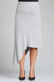 Plus Size - Sara Stretch Skirt - 194996