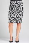 Plus Size - Sara Stretch Lace Skirt