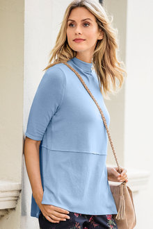 Capture Super Stretch Knit Top