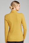 Capture Stretch Polo Neck