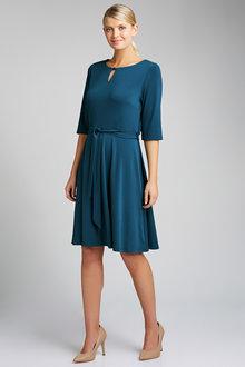 Capture Stretch Knit Dress