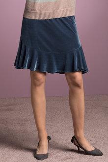 Emerge Velvet Skirt