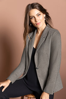 Capture Wool Blend Blazer