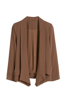 Capture Drape Blazer