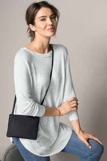 Capture Criss Cross Back Detail Jumper
