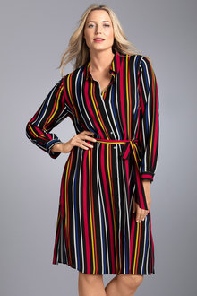 Plus Size - Sara Shirt Dress